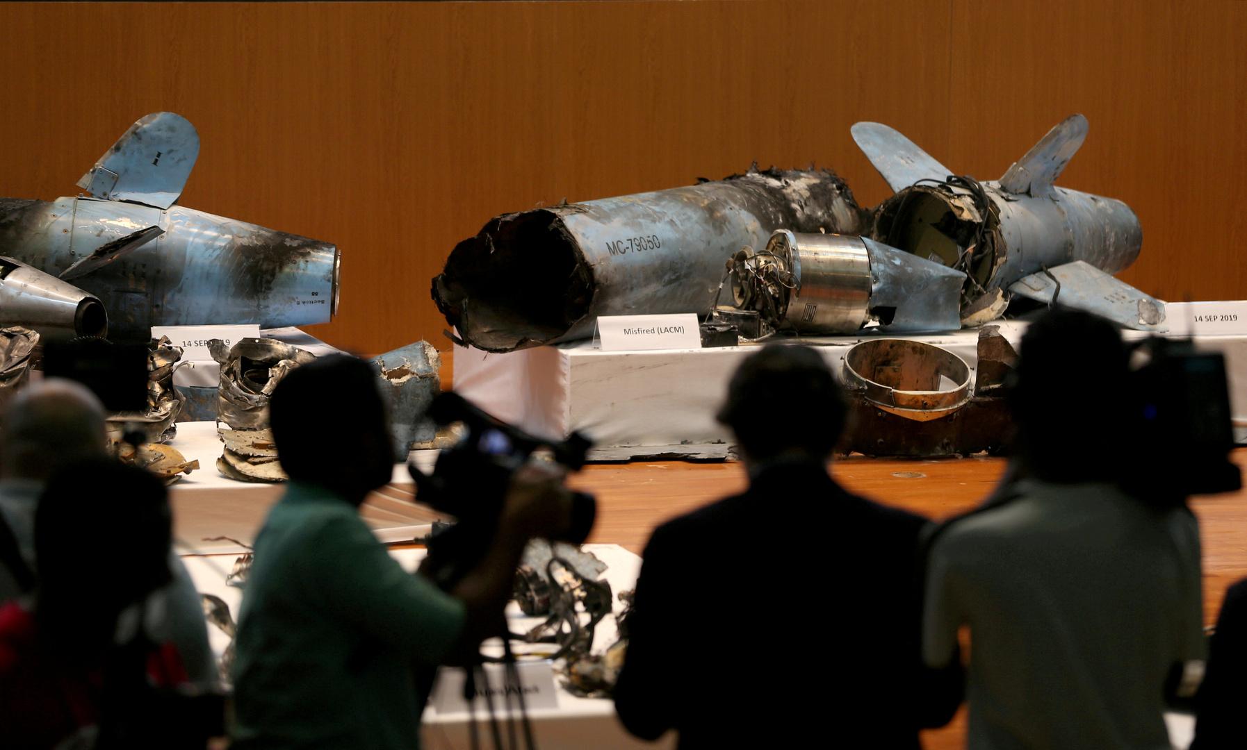 الأمم المتحدة: لا نستطيع تأكيد الهوية الإيرانية للوسائط التي ضربت أرامكو