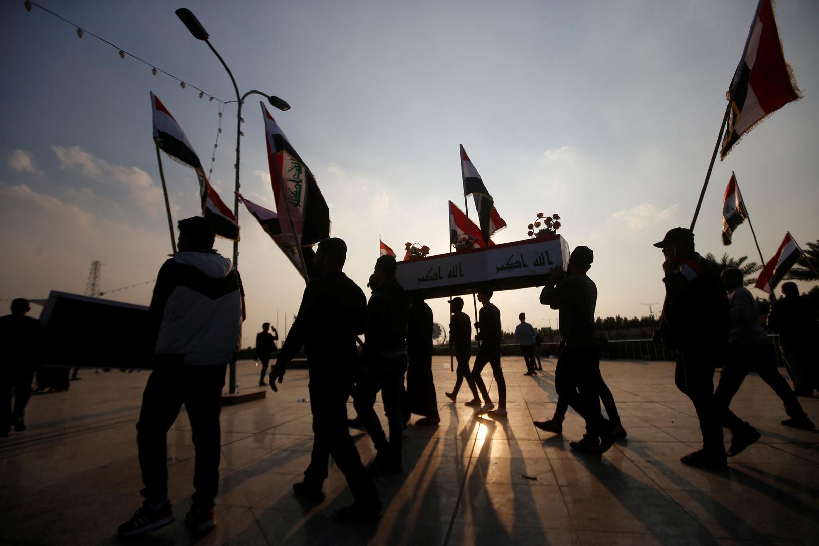 الأمم المتحدة: مليشيات استهدفت واختطفت ناشطين في التظاهرات العراقية
