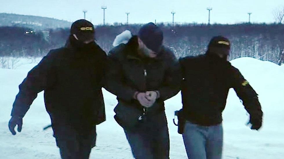 اعتقال مؤيد لتنظيم أوكراني متطرف خطط لهجوم إرهابي شمالي روسيا