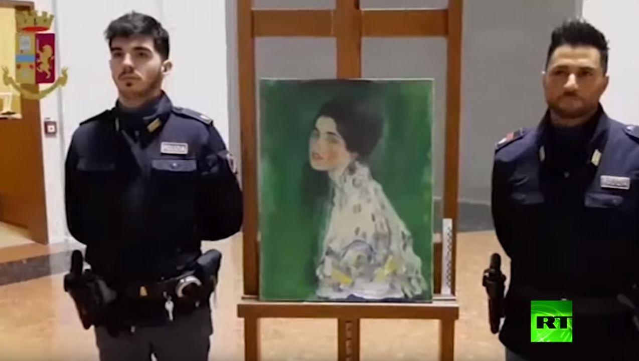 العثور على لوحة اختفت منذ 23 عاما