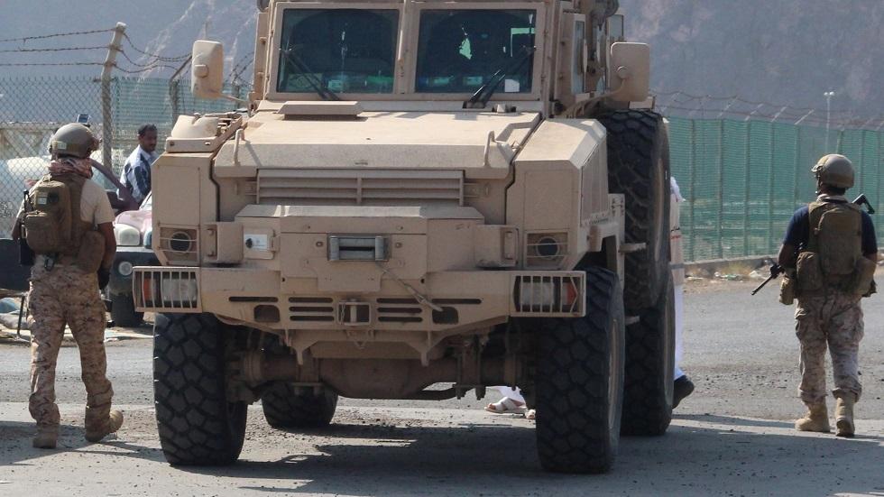 قوات إماراتية في اليمن (صورة من الأرشيف)