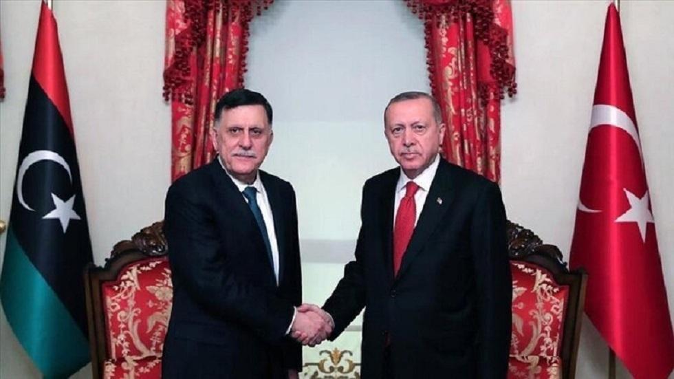 تركيا تتقدم بطلب إلى الأمم المتحدة لتسجيل مذكرة التفاهم مع ليبيا بتحديد مناطق الصلاحية البحرية