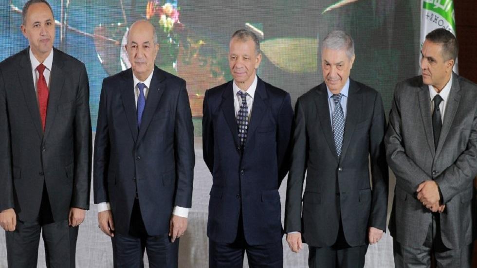 مترشحو الانتخابات الجزائرية