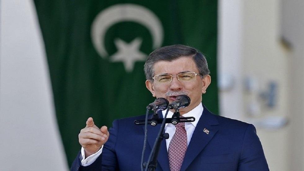 أحمد داوود أوغلو، رئيس الوزراء التركي السابق