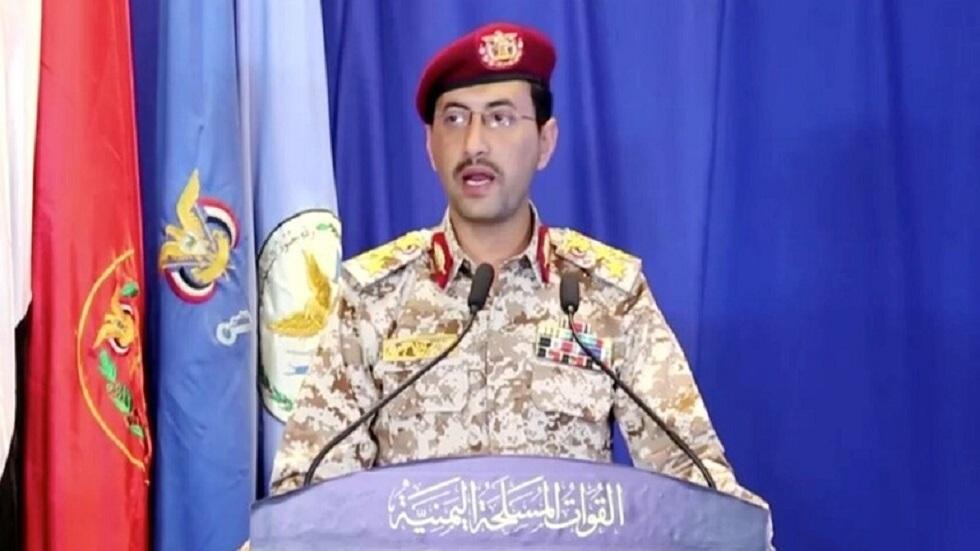 المتحدث العسكري باسم الحوثيين العميد يحيى سريع