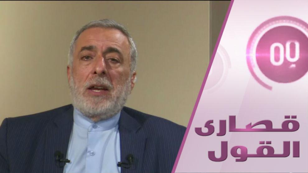 طهران.. يد بالعراق وعين على واشنطن