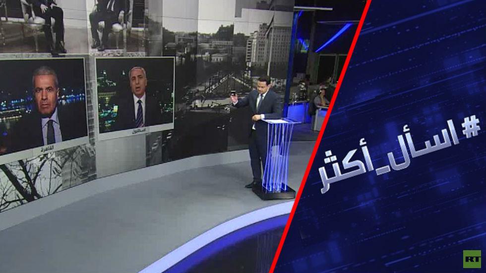 مصر وتركيا.. مواجهة شرق المتوسط؟
