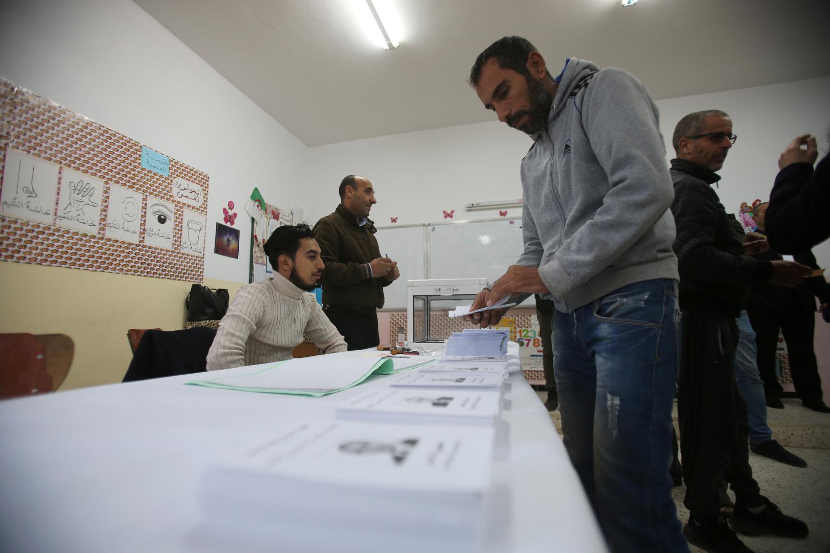 تقديرات أولية غير رسمية: تبون يحصل على 64 % من الأصوات في انتخابات االرئاسة الجزائرية