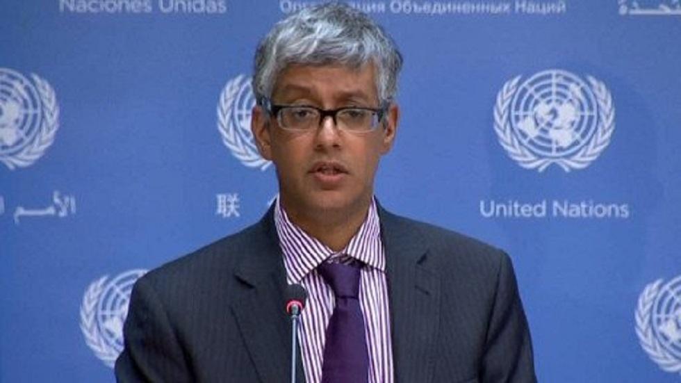 الأمم المتحدة  ترد على انتقادات ترامب للناشطة السويدية