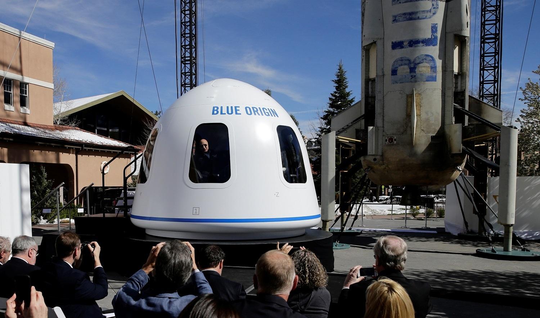 كبسولة New Shepard الفضائية