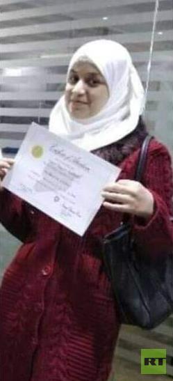 أولى ضحايا البرد.. وفاة طالبة اختناقا إثر حريق في المدينة الجامعية بدمشق (صور)
