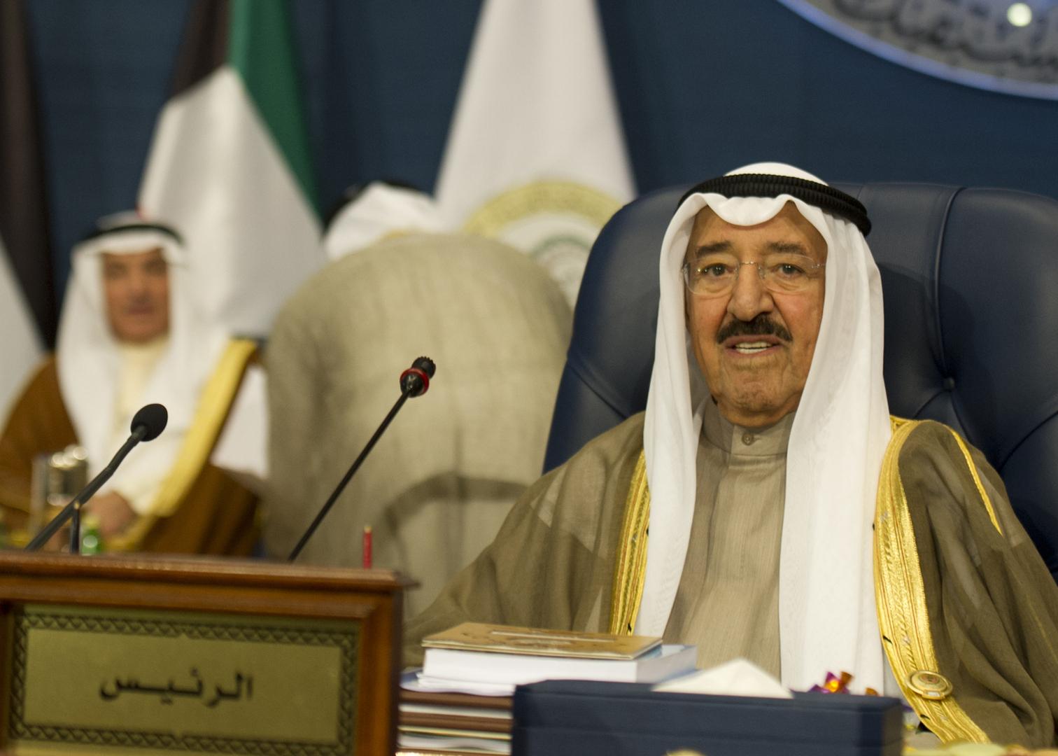أمير الكويت يهنئ عبد المجيد تبون بفوزه برئاسة الجزائر