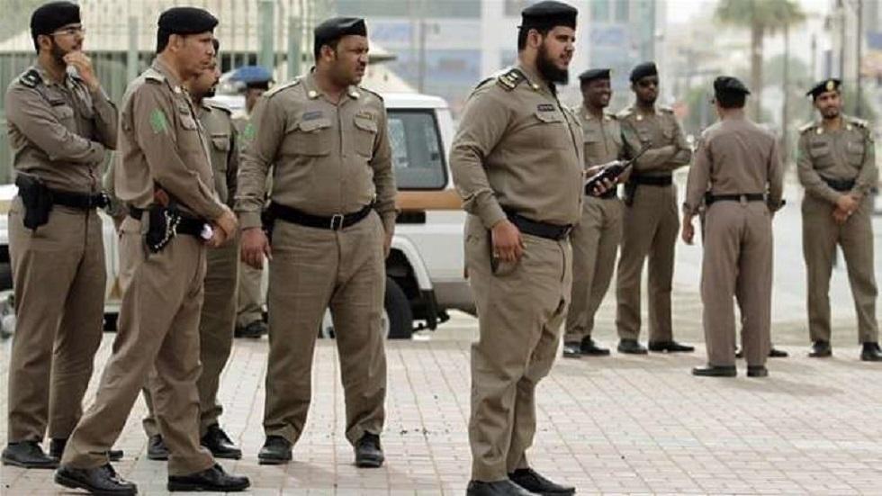 أفراد الشرطة في السعودية
