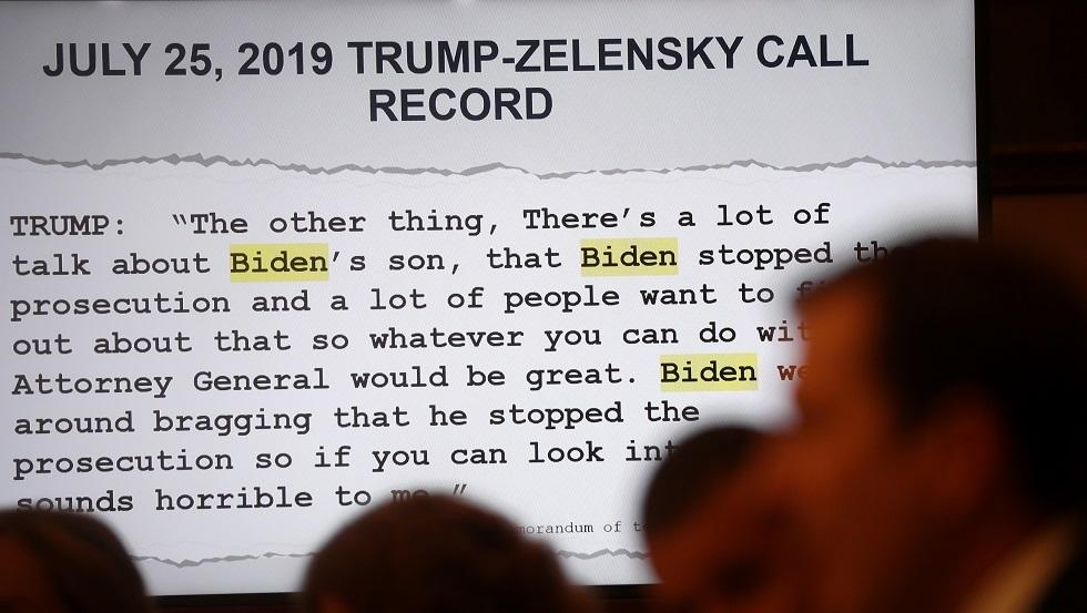 مصادر: الإدارة الأمريكية تقيد إمكانية اطّلاع المسؤولين على مكالمات ترامب