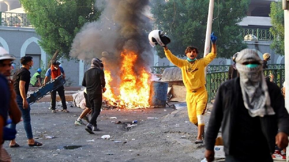 مجلس الأمن الدولي يطالب بغداد بالتحقيق في عمليات قمع المتظاهرين