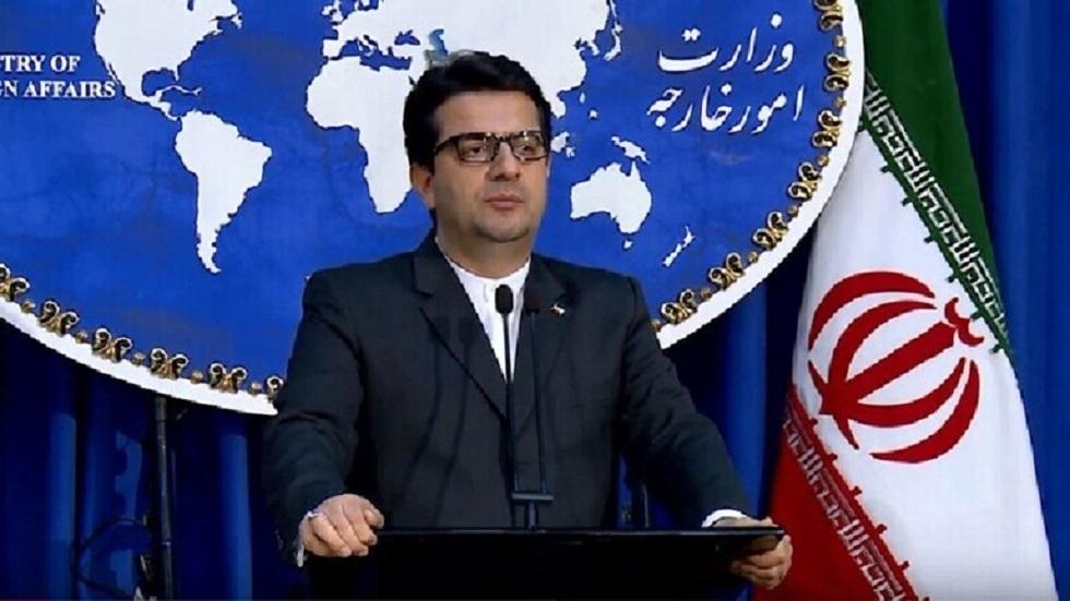 طهران تندد باتهامات واشنطن لها باستهداف القواعد الأمريكية في العراق