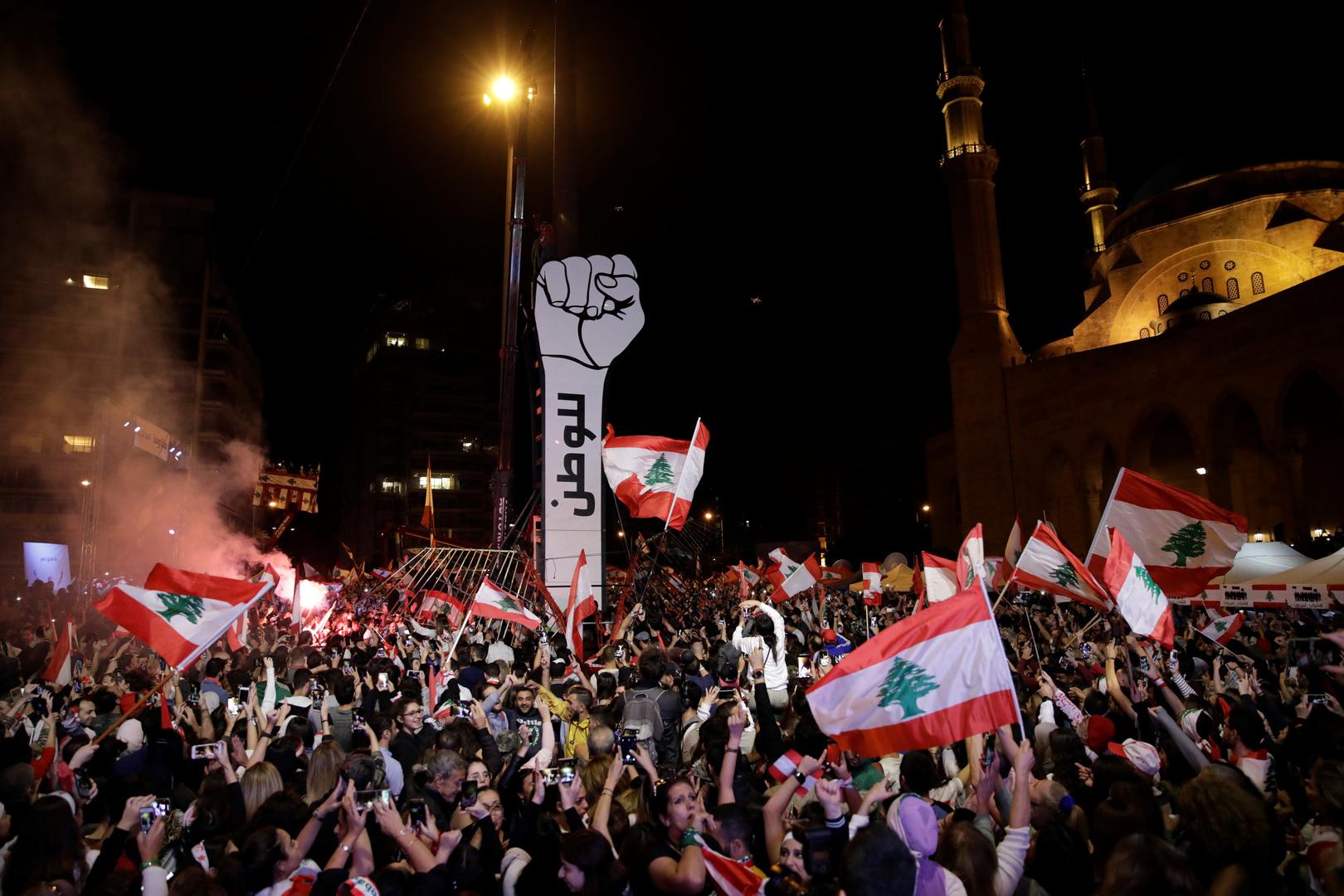 قطر تعلن التزامها بالوقوف إلى جانب لبنان