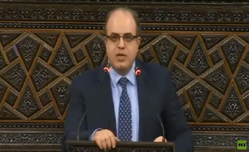 وزير الاقتصاد السوري سامر الخليل