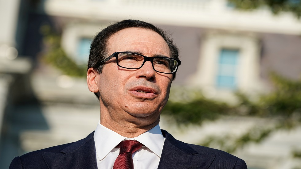 وزير الخزانة الأمريكي يعلن من قطر سبب تواجد قوات بلاده في السعودية
