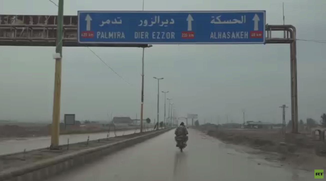 سوريا.. مشكلات عبور الطريق الدولي M4