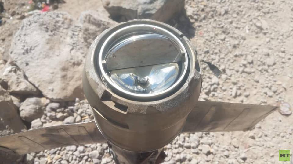 اليمن.. اللواء الخامس صاعقة يعلن إسقاط طائرة حوثية مسيرة شمال الضالع (صور)