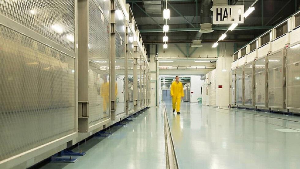 منشأة فوردو لتخصيب اليورانيوم في إيران