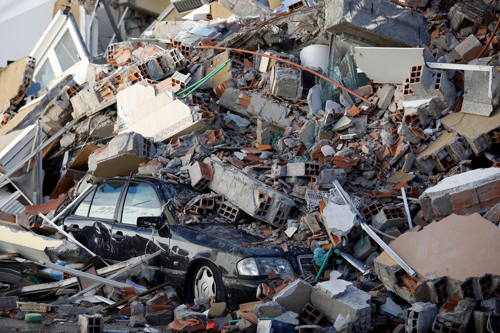 توقيف 9 أشخاص بشبهة التسبب بالقتل بعد زلزال هز ألبانيا