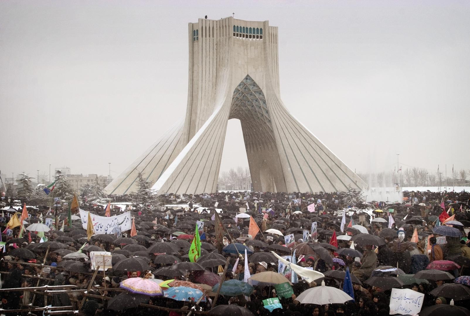 إصابة عالم إيراني بجلطة بعد أن أطلقت الولايات المتحدة سراحه