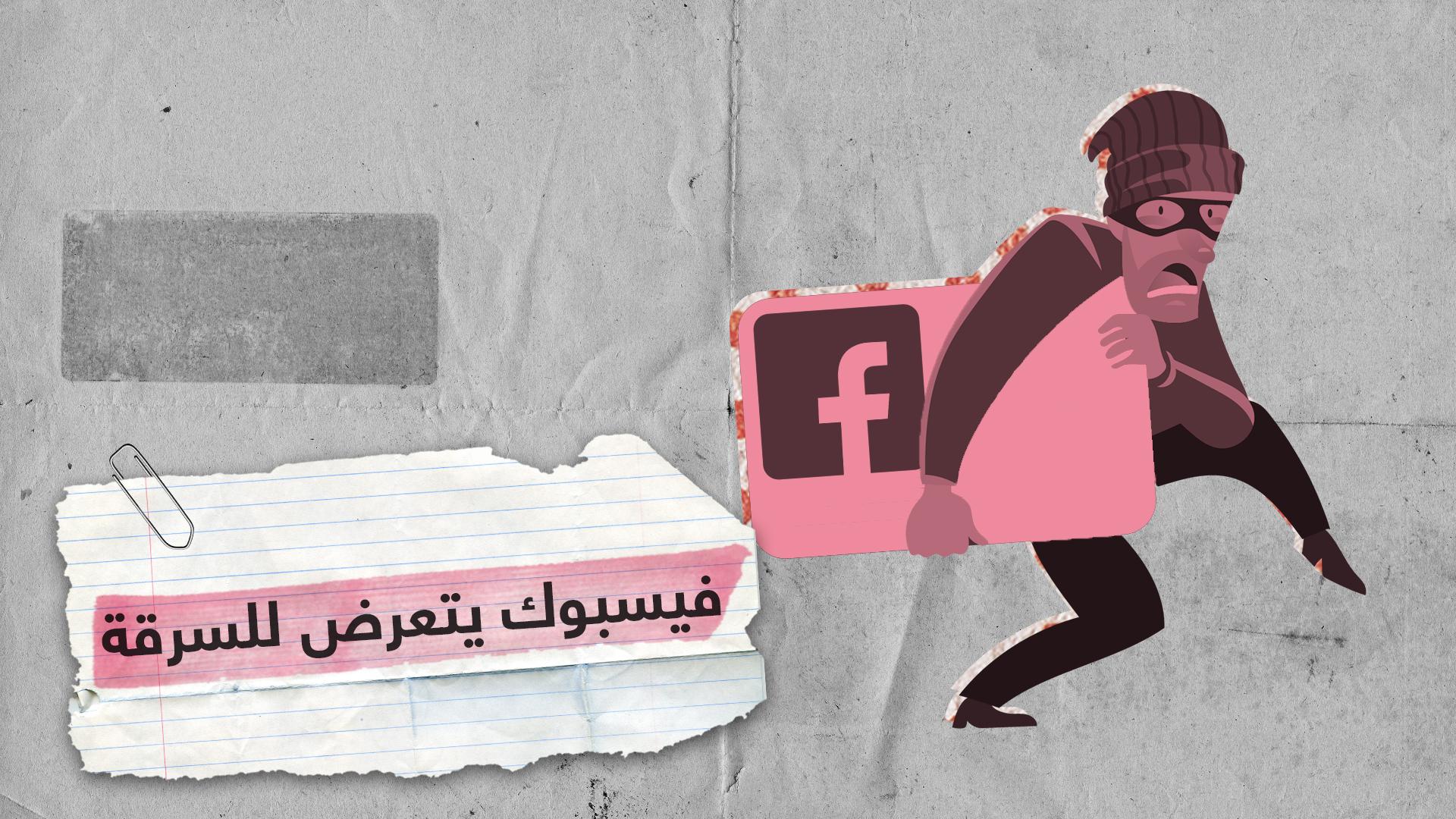 فضيحة.. فيسبوك يتعرض للسرقة ويعرض موظفيه للخطر!