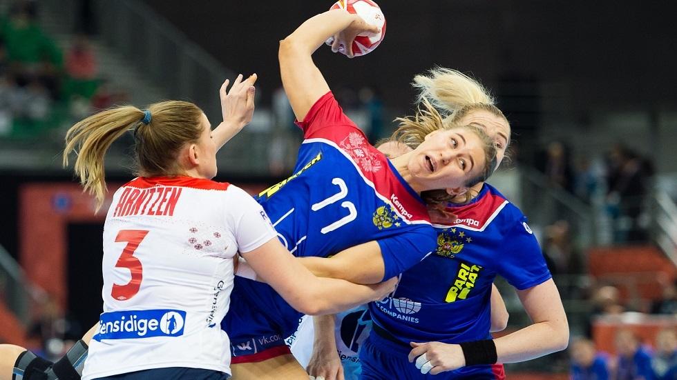 سيدات روسيا يحرزن برونزية بطولة العالم لكرة اليد