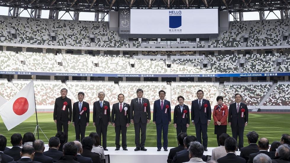 طوكيو 2020.. تدشين رسمي للملعب الأولمبي بمواصفات مقاومة للحرارة