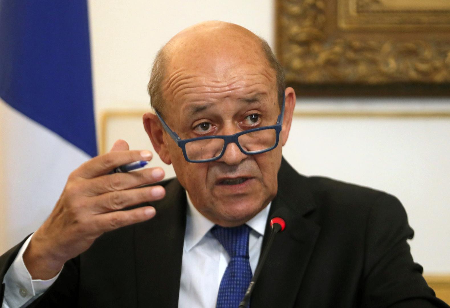 فرنسا: على سلطات لبنان التحرك لإنهاء الأزمة والبلد في وضع حرج