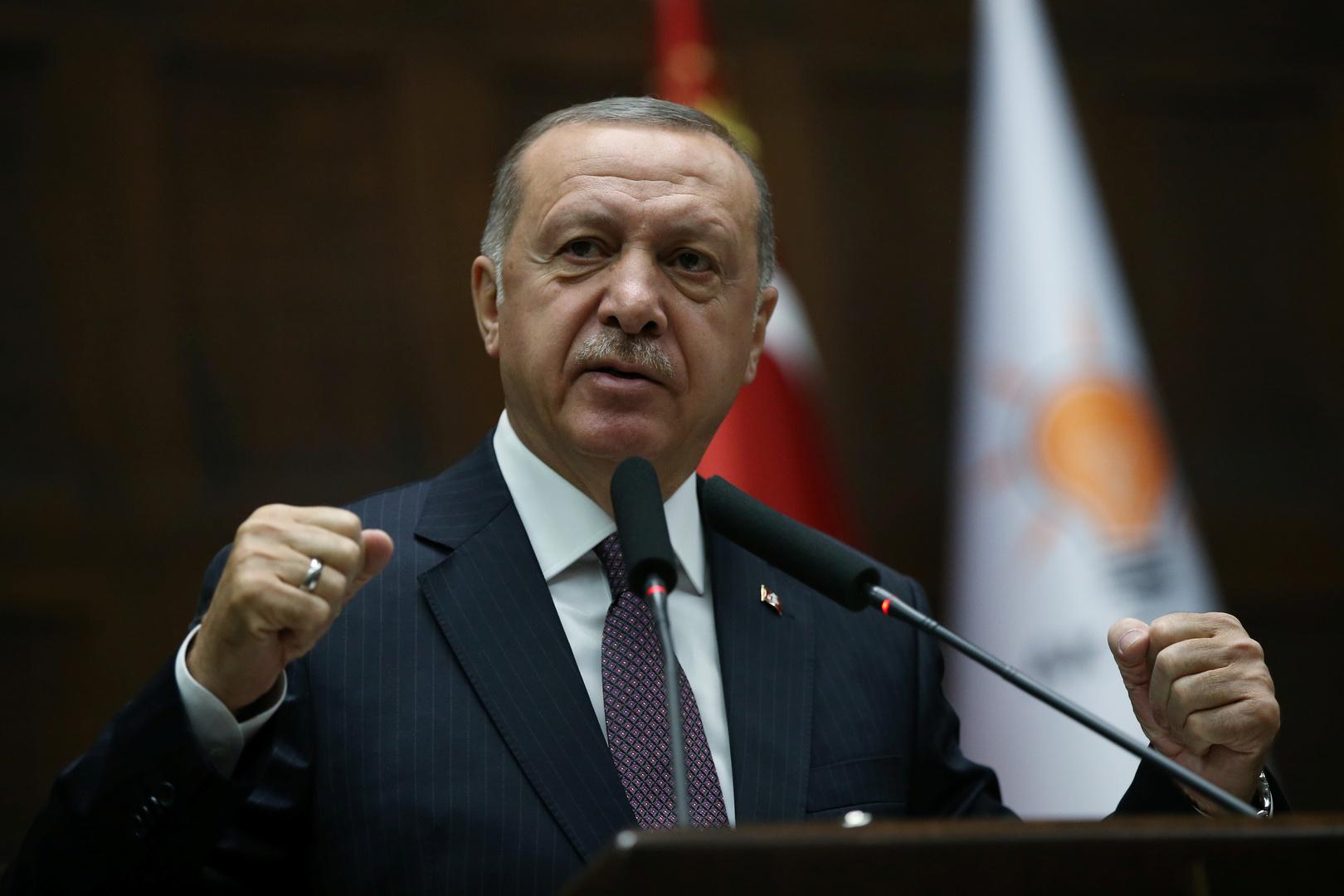 أردوغان يهدد بإغلاق قاعدة إنجرليك التركية التي تستخدمها القوات الأمريكية
