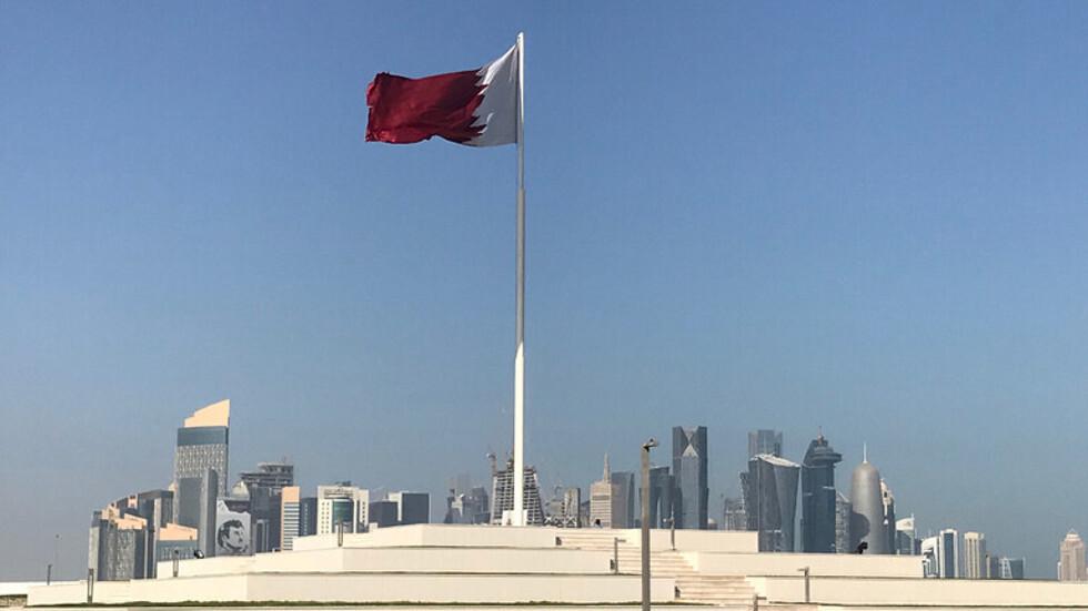 قطر تنفي دعم