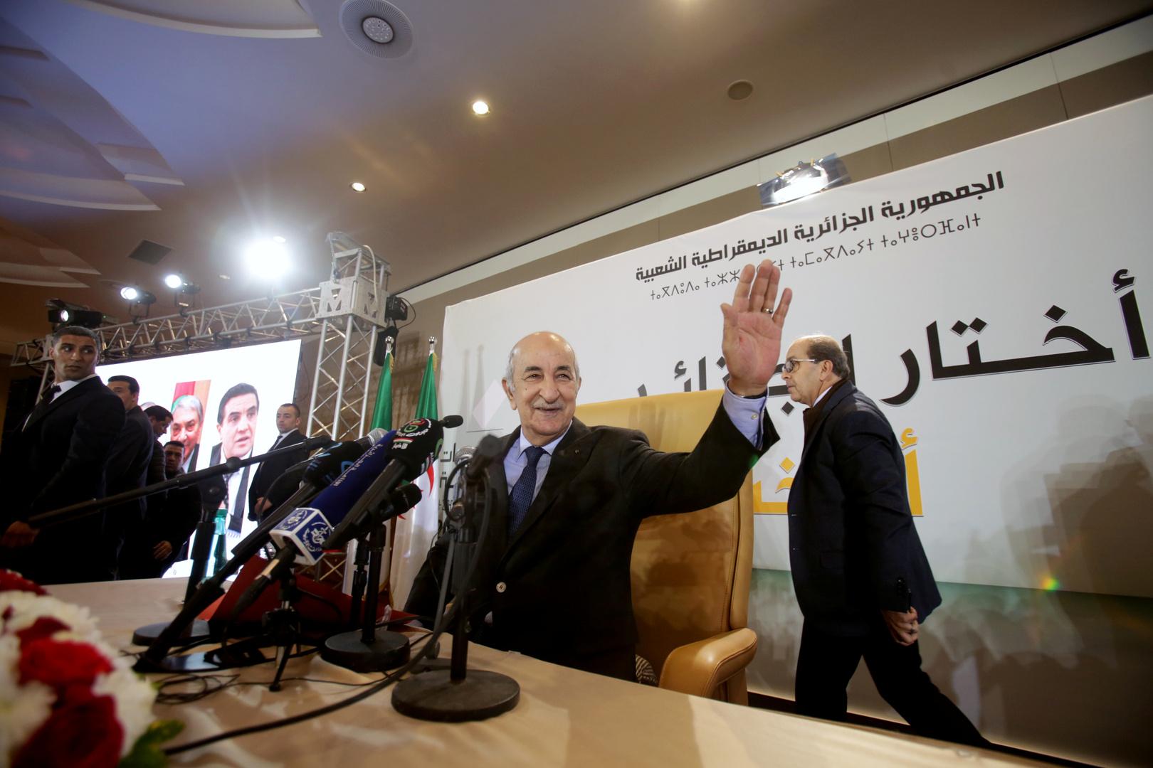 أكبر حزب إسلامي في الجزائر يتوخى الحذر تجاه تبون رغم الترحيب بخطابه