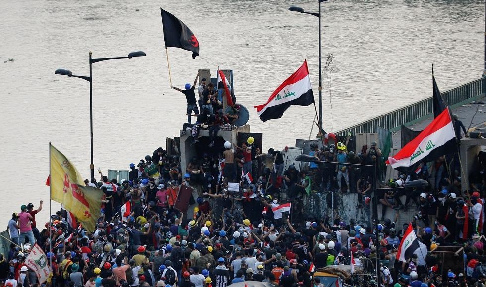 مفوضية حقوق الإنسان العراقية لـ RT: على الحكومة الكشف عن عمليات قتل واختطاف الناشطين