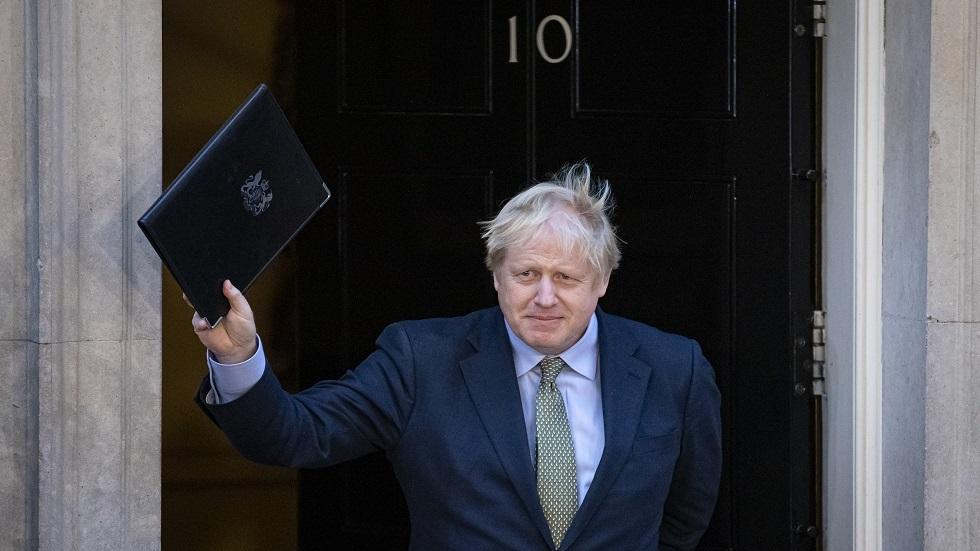 رئيس الوزراء البريطاني/ بوريس جونسون