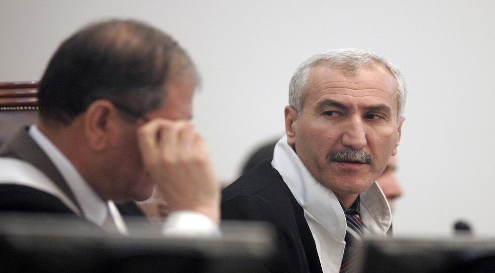 قاضي محاكمة صدام حسين رفض إصدار حكم بإعدامه