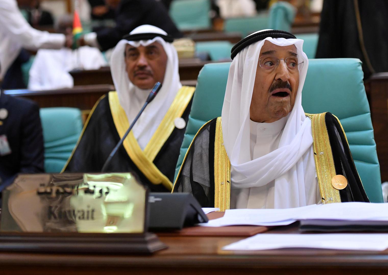 أمير الكويت يلتقي أعضاء الحكومة الجديدة: أمامكم مسؤوليات كبيرة
