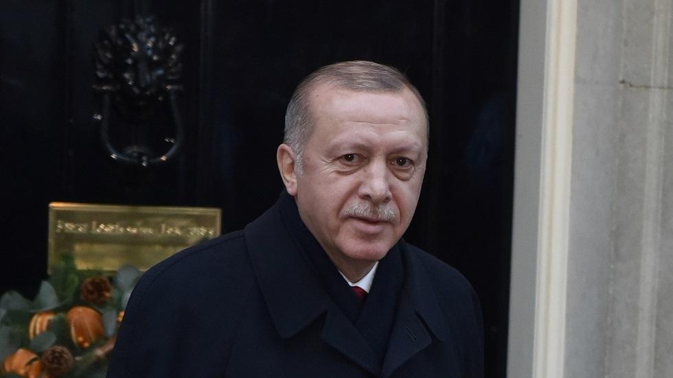 الرئيس التركي/ رجب طيب أردوغان