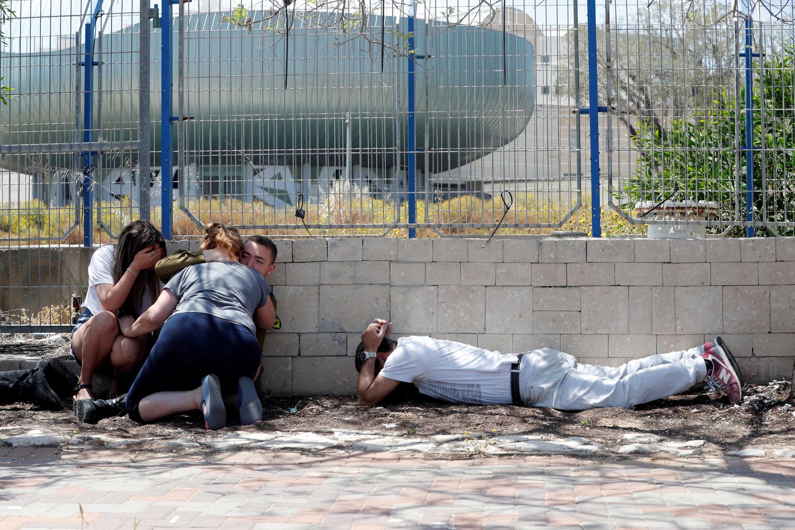إطلاق صافرات إنذار في إحدى البلدات الإسرائيلية قرب قطاع غزة