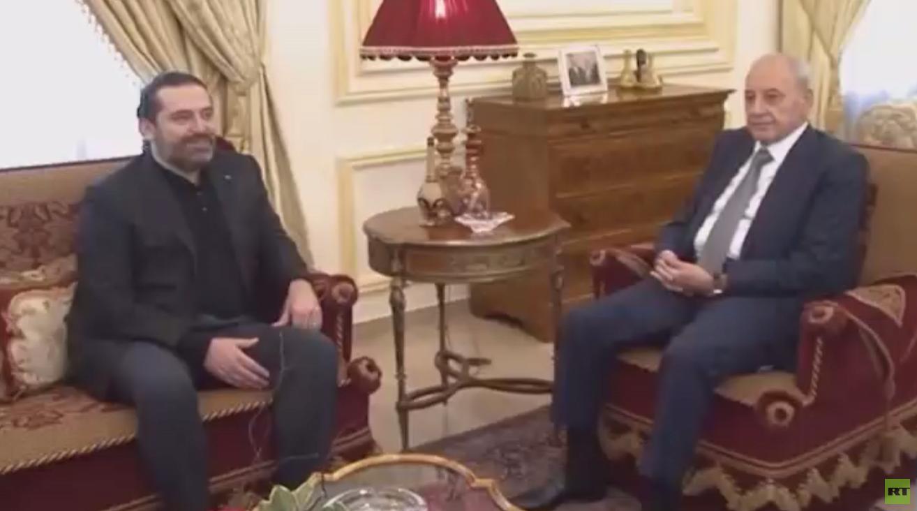 بري والحريري: يجب الإسراع بتشكيل الحكومة