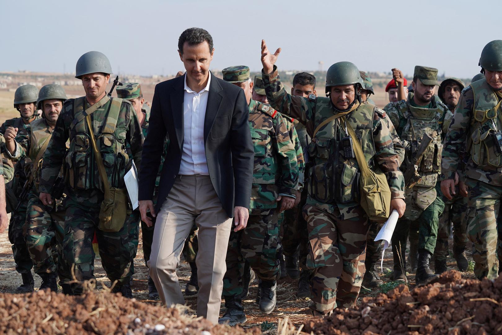 الكونغرس الأمريكي يصادق على قانون يستهدف داعمي الحكومة السورية