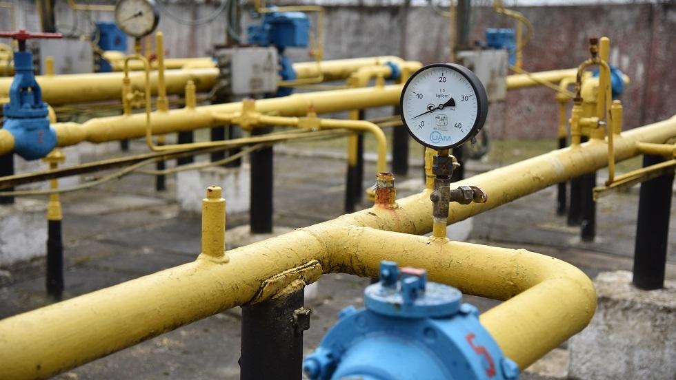 بوتين وماكرون يبحثان نقل الغاز الروسي إلى دول الاتحاد الأوروبي عبر أوكرانيا