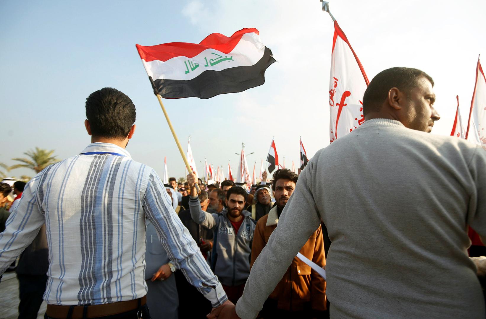 العراق.. إطلاق سراح 2700 من المتظاهرين