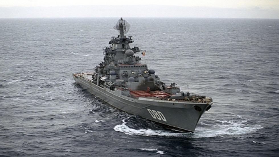 روسيا تختبر أخطر سفنها