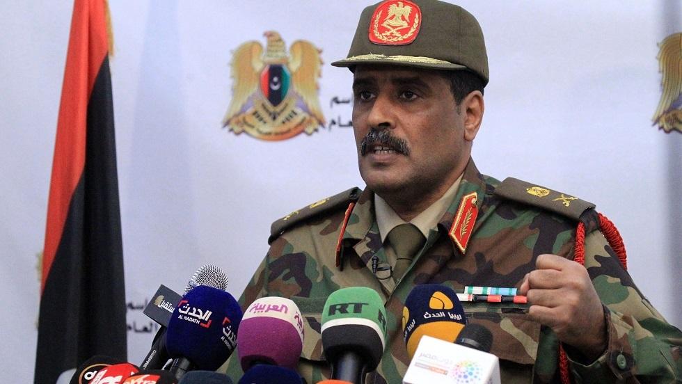 المسماري: سنحسم معركة طرابلس في أي لحظة
