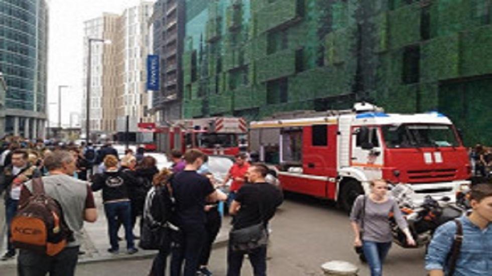 بلاغات عن تفخيخ مبان في موسكو تضطر السلطات لإجلاء أكثر من 70 ألف شخص