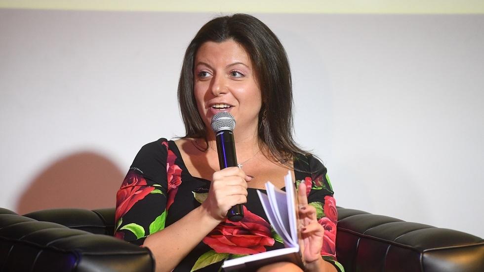 رئيسة تحرير قناة RT والوكالة الدولية للأنباء