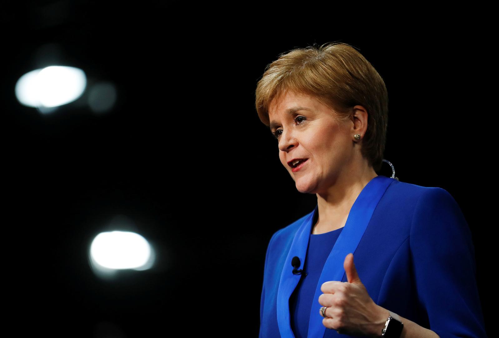 اسكتلندا تطلب رسميا الموافقة على استفتاء استقلالها عن المملكة المتحدة